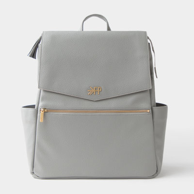 FRESHLY PICKED Freshly Picked Classic Diaper Bag - Stone