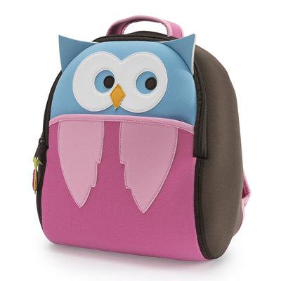 Dabbawalla Bags Dabbawalla Hoot Owl Backpack