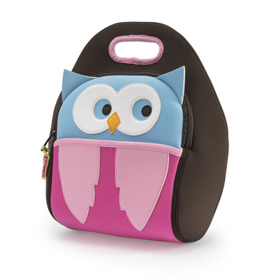 Dabbawalla Bags Dabbawalla Hoot Owl Lunchbag