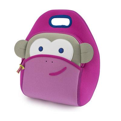 Dabbawalla Bags Dabbawalla Blushing Pink Monkey Lunch Bag