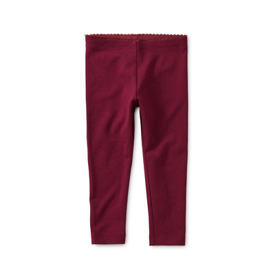 TEA COLLECTION Tea Boysenberry Baby Leggings