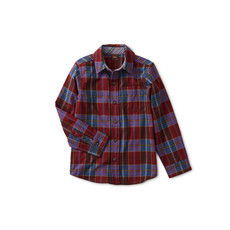 TEA COLLECTION Tea Family Plaid Button Up Shirt