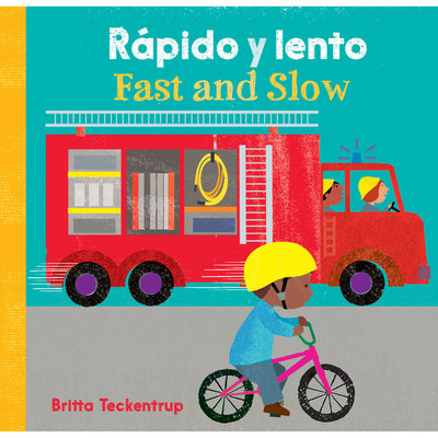 BAREFOOT BOOKS Barefoot Books Rapido y lento / Fast and Slow