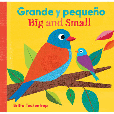 BAREFOOT BOOKS Barefoot Books Grande y pequeno / Big and Small