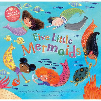 BAREFOOT BOOKS Barefoot Books Five Little Mermaids
