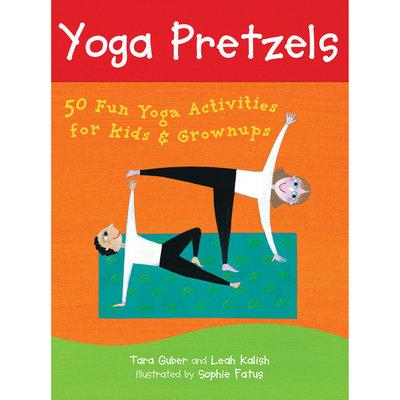 BAREFOOT BOOKS Barefoot Books Yoga Pretzels