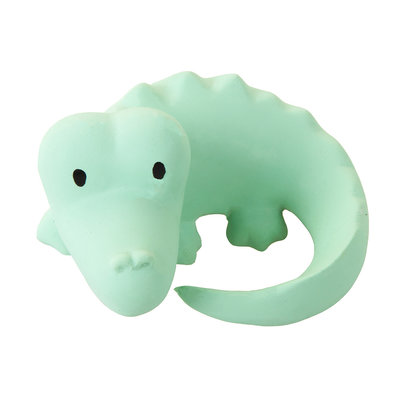 CREATIVE EDUCATION OF CANADA Tikiri Crocodile Rattle Toy