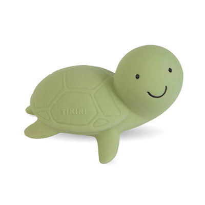 CREATIVE EDUCATION OF CANADA Tikiri Turtle Ocean Buddy Teether