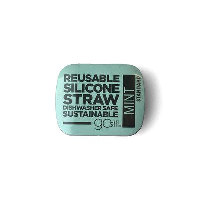 SILIKIDS GoSili Standard Straw Tin