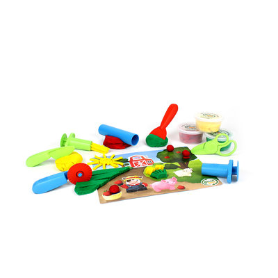GREEN TOYS Tool Essentials Dough Set
