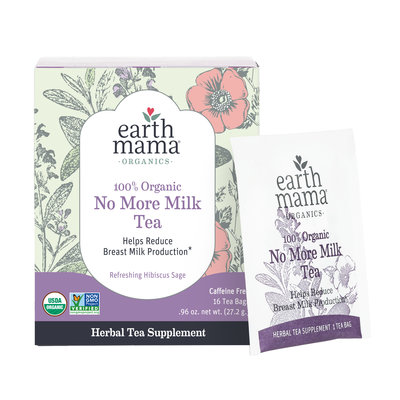 EARTH MAMA ORGANICS Earth Mama Organics No More Milk Tea