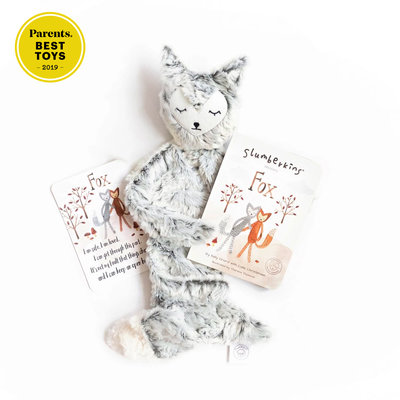SLUMBERKINS Slumberkins Fox Snuggler Bundle