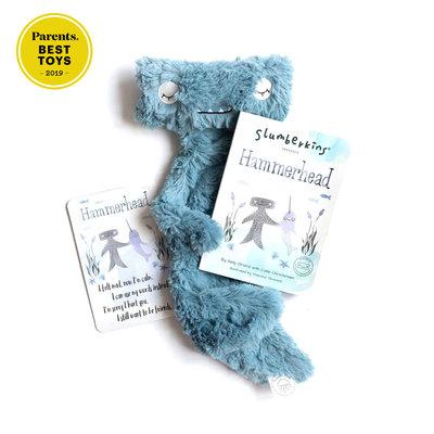 SLUMBERKINS Slumberkins Hammerhead Snuggler Bundle