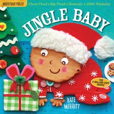 WORKMAN PUBLISHING Indestructibles Book Jingle Baby