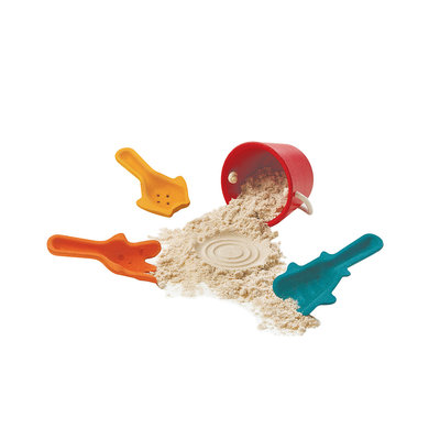 PLAN TOYS Plan Toys Sand Play Set