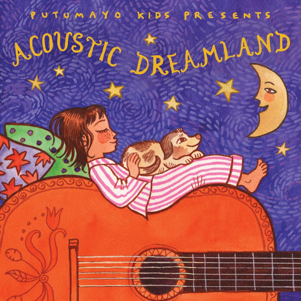 PUTUMAYO Putumayo Acoustic Dreamland CD