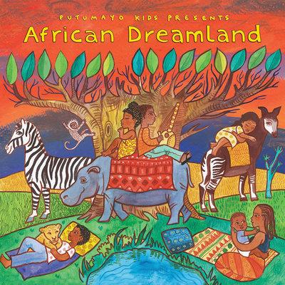 PUTUMAYO Putumayo African Dreamland CD