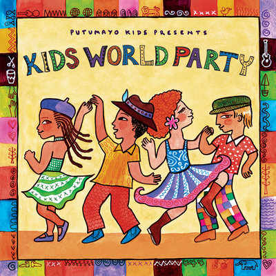 PUTUMAYO Putumayo Kids World Party CD