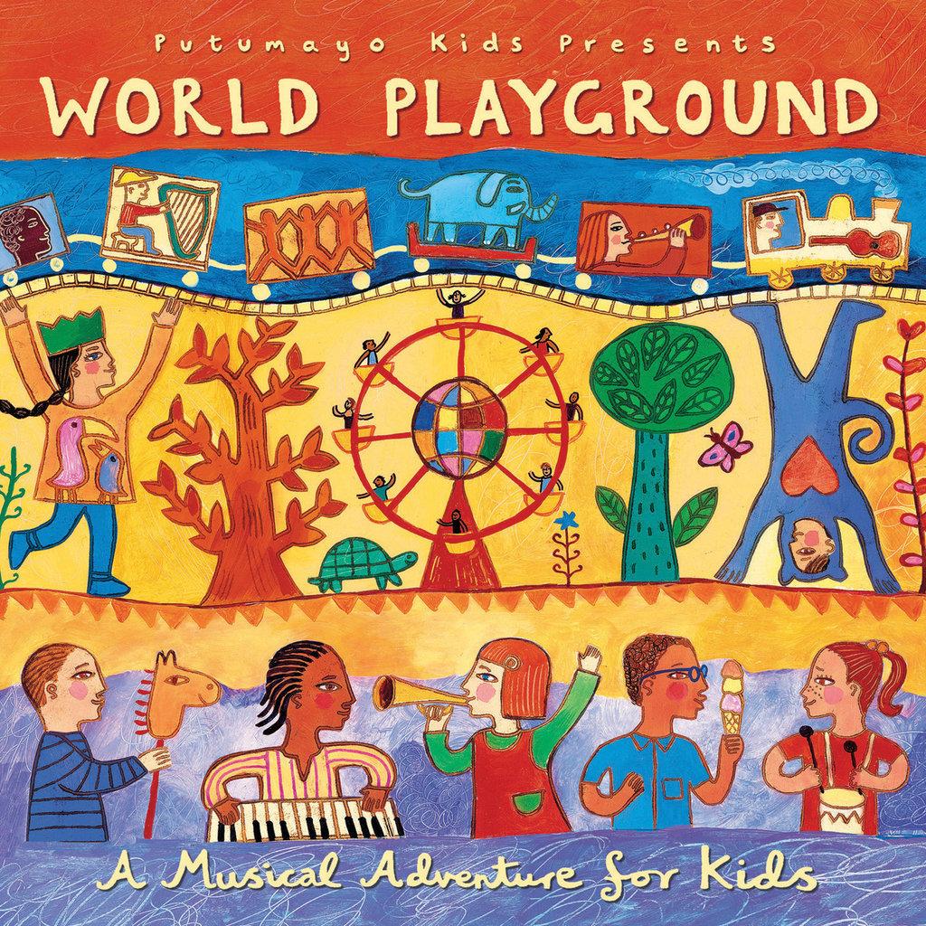 PUTUMAYO Putumayo World Playground CD