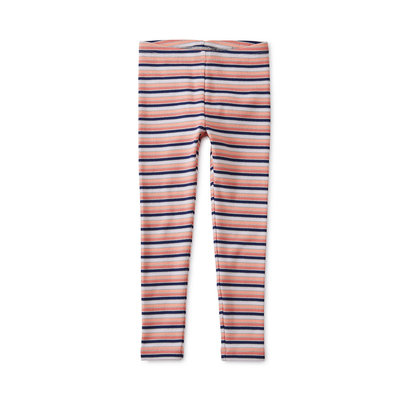 TEA COLLECTION Tea Multi Stripe Ribbed Leggings