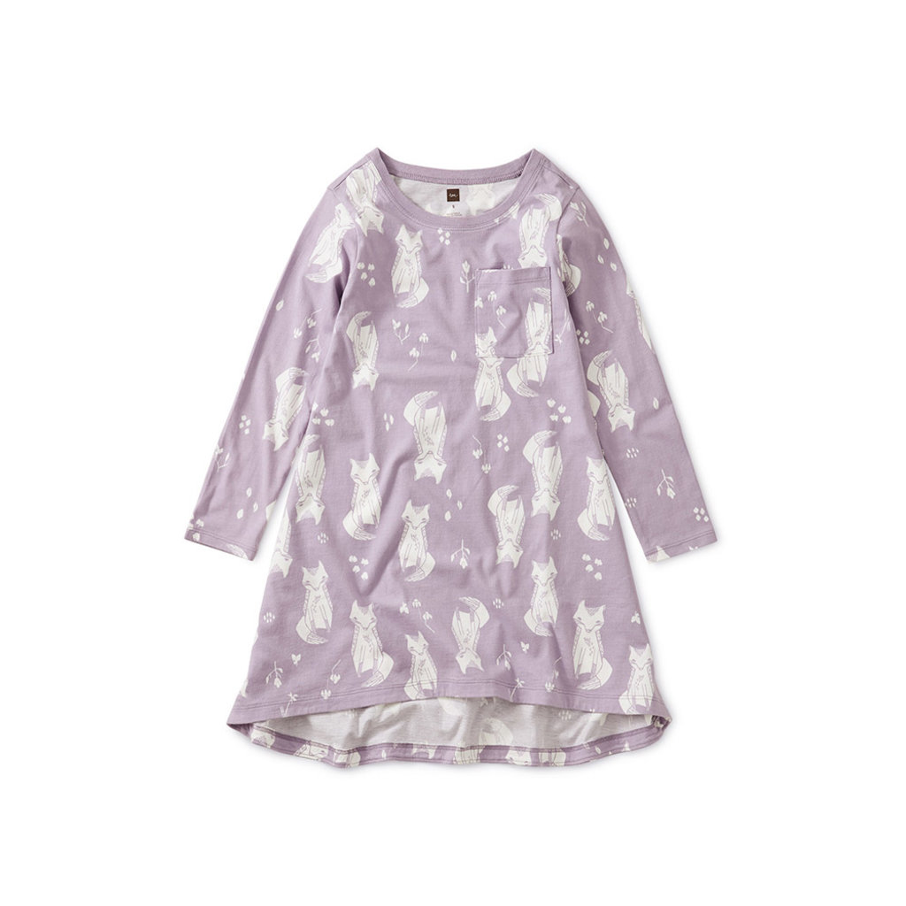 TEA COLLECTION Tea Feeling Foxy Pocket Dress