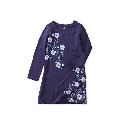 TEA COLLECTION Tea Twilight Floral Poppy Dress
