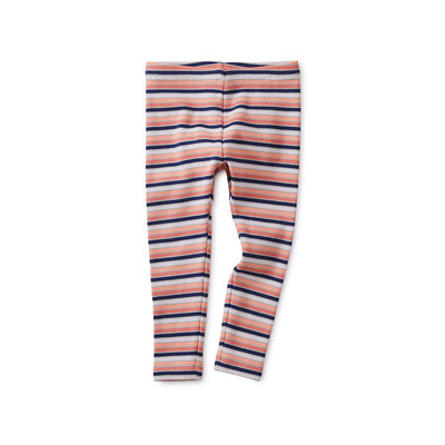 TEA COLLECTION Tea Striped Ribbed Baby Legging