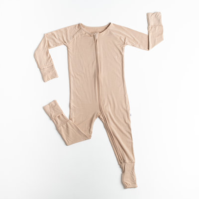 LITTLE SLEEPIES Little Sleepies Camel Romper