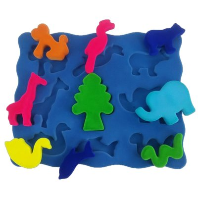 RUBBABU Rubbabu Shape Sorter Animals