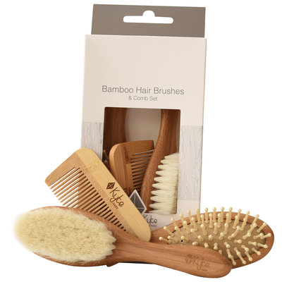 KYTE BABY Kyte Baby 3 Piece Brush Set