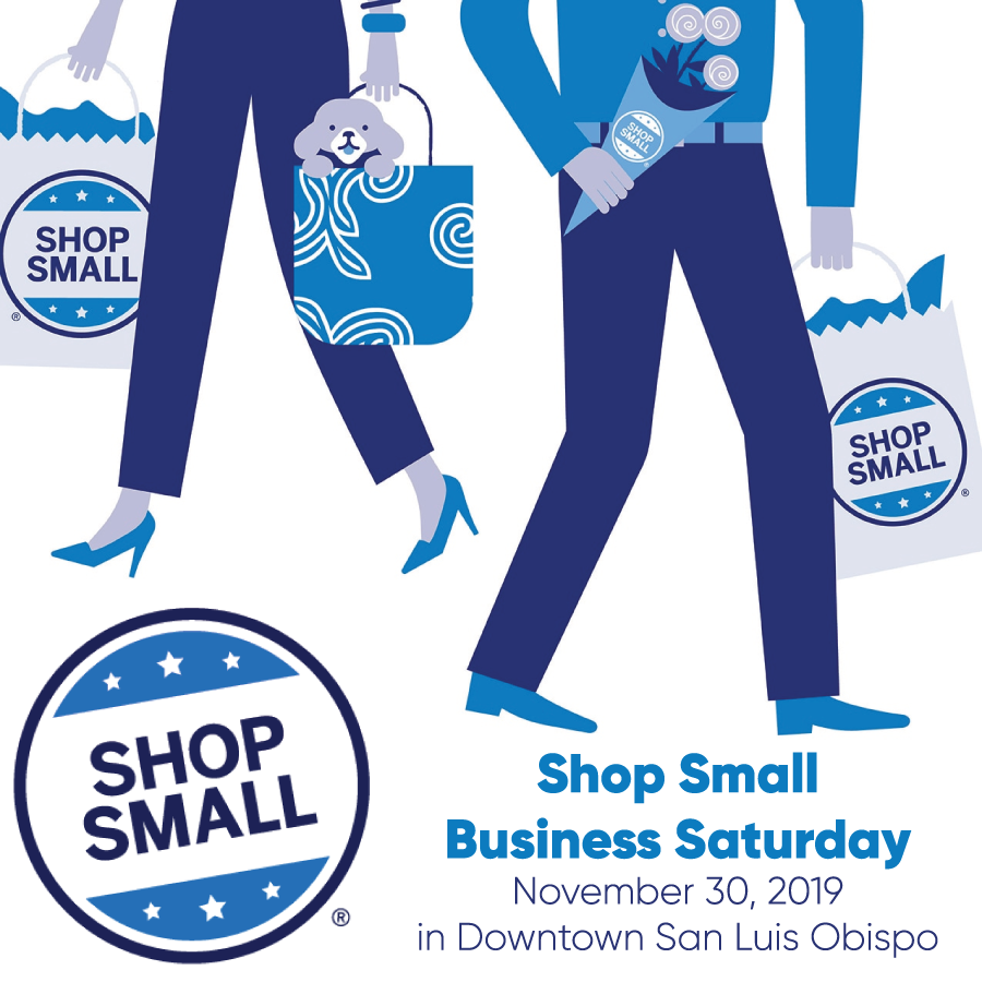Small Business Saturday! Nov. 30th
