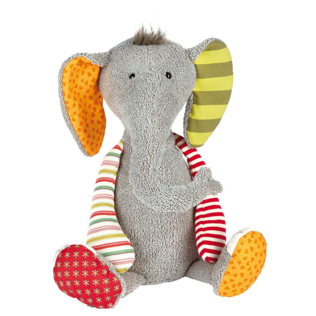 SIGIKID Sigikid Patchwork Sweety Elephant
