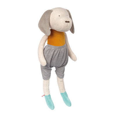 SIGIKID Sigikid Signature Dog Cuddle Toy