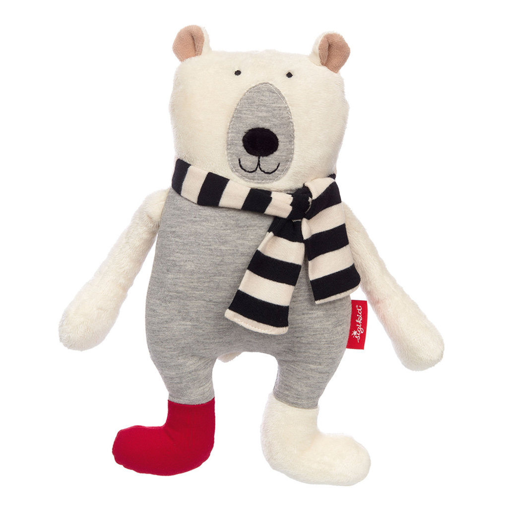 SIGIKID Sigikid Urban Plush Polar Bear