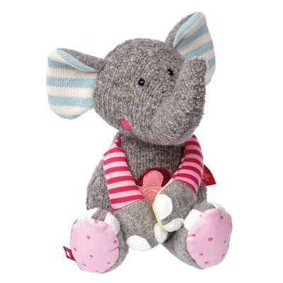 SIGIKID Patchwork Sweety Flower Elephant