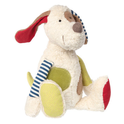 SIGIKID Sigikid Organic Dog Cuddle Toy