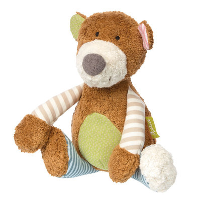 SIGIKID Sigikid Organic Bear Cuddle Toy