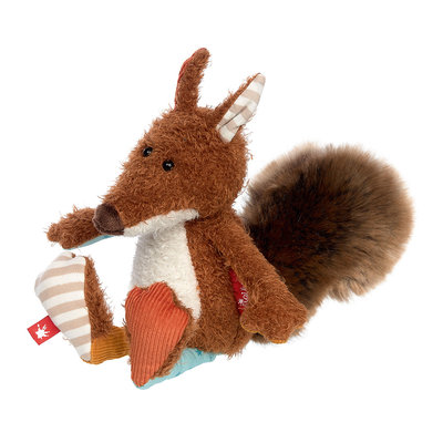 SIGIKID Sigikid Patchwork Sweety Squirrel