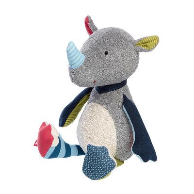 SIGIKID Sigikid Patchwork Sweety Rhino
