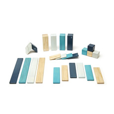 TEGU Tegu 24-Piece Set Blues