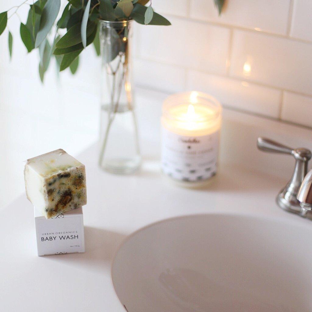 URBAN OREGANICS Urban Oreganics Baby Shampoo & Wash