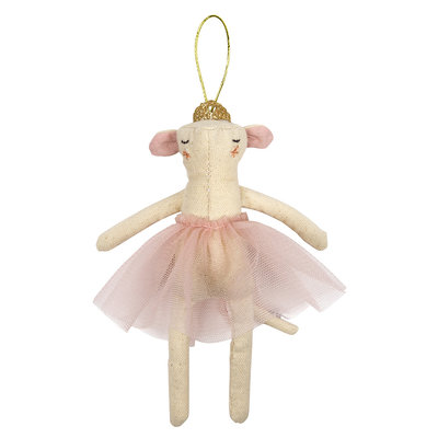 MERI MERI Meri Meri Ballerina Mouse Tree Decoration