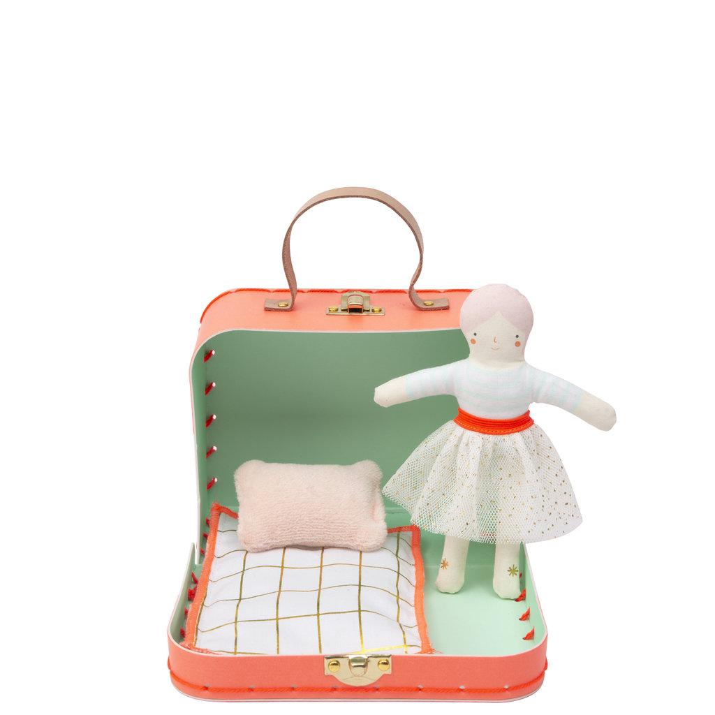 MERI MERI Meri Meri Matilda's House Mini Doll Suitcase