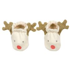 MERI MERI Meri Meri Reindeer Baby Booties