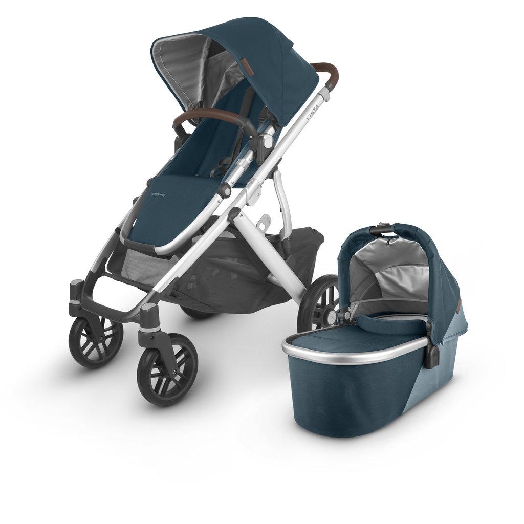 EcoBambino: UPPAbaby VISTA V2 2020 Stroller - EcoBambino
