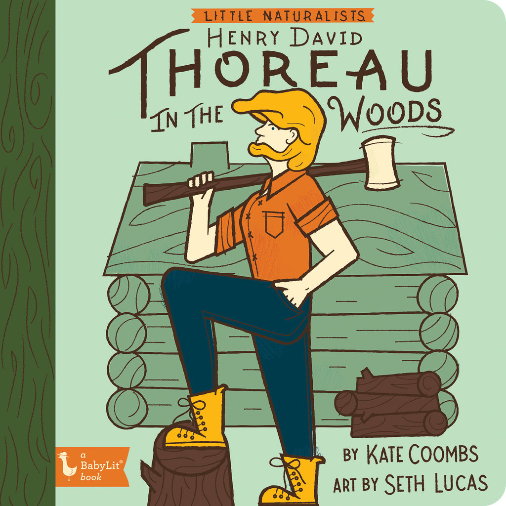 BABYLIT BabyLit Little Naturalist Henry David Thoreau: Henry in the Woods