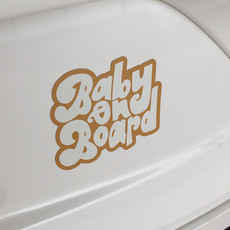 ALMOST MAKES PERFECT Baby On Board Car Magnet