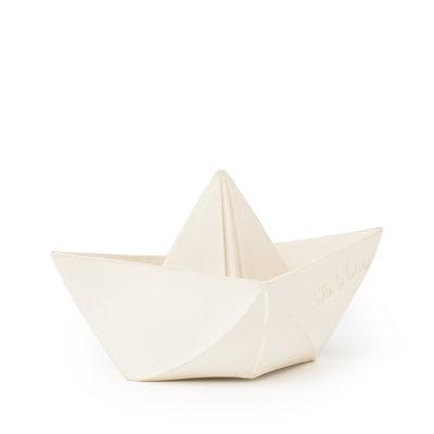 Oli & Carol Oli&Carol Origami Boat - White