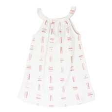 L'OVED BABY L'oved Baby Organic Halter Dress
