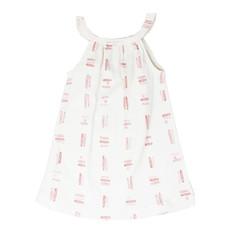 L'OVED BABY L'oved Baby Organic Kids Halter Dress